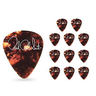PRS Classic Tortoise Shell Celluloid Guitar Picks