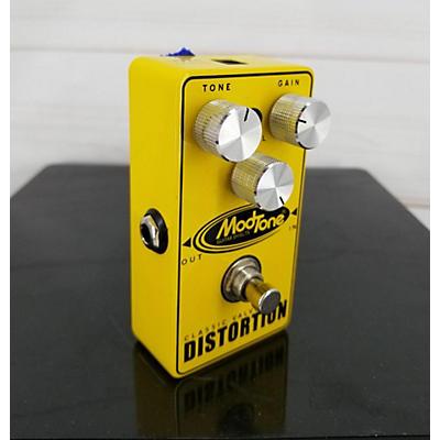 Modtone Classic Valve Distortion Effect Pedal