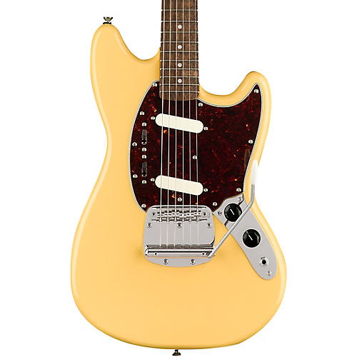 Squier Classic Vibe '60s Mustang Electric Guitar Vintage White