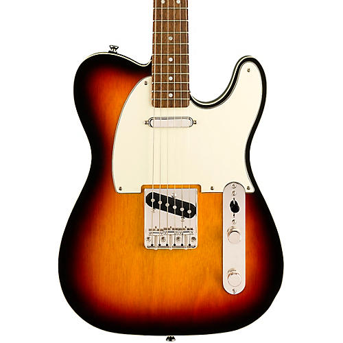 Squier Classic Vibe '60s Telecaster Custom Electric Guitar 3-Color Sunburst