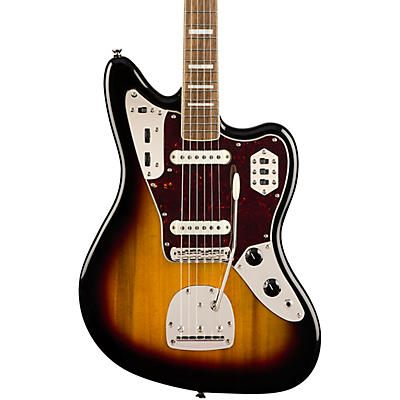 Squier Classic Vibe '70s Jaguar Electric Guitar