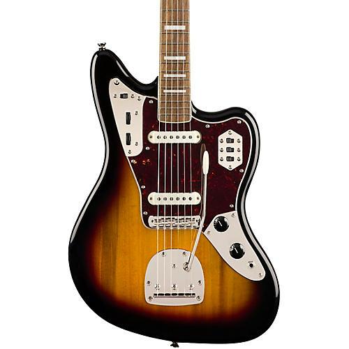 Squier Classic Vibe '70s Jaguar Electric Guitar 3-Color Sunburst