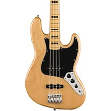 Classic Vibe '70s Jazz Bass Maple Fingerboard Natural