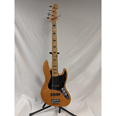 Squier Classic Vibe '70's Jazz Bass V Electric Bass Guitar