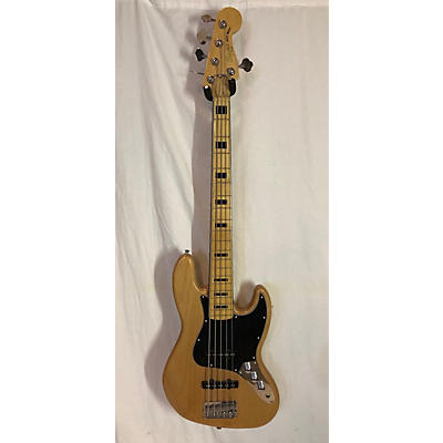 Squier Classic Vibe 70s Jazz Bass V Electric Bass Guitar