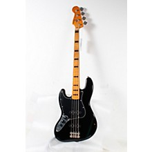 Open BoxSquier Classic Vibe '70s Left-Handed Jazz Bass Maple Fingerboard