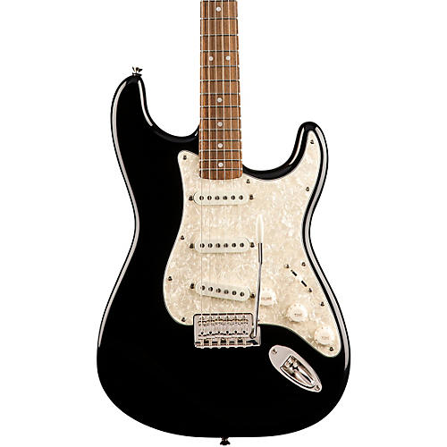 Squier Classic Vibe '70s Stratocaster Electric Guitar Black