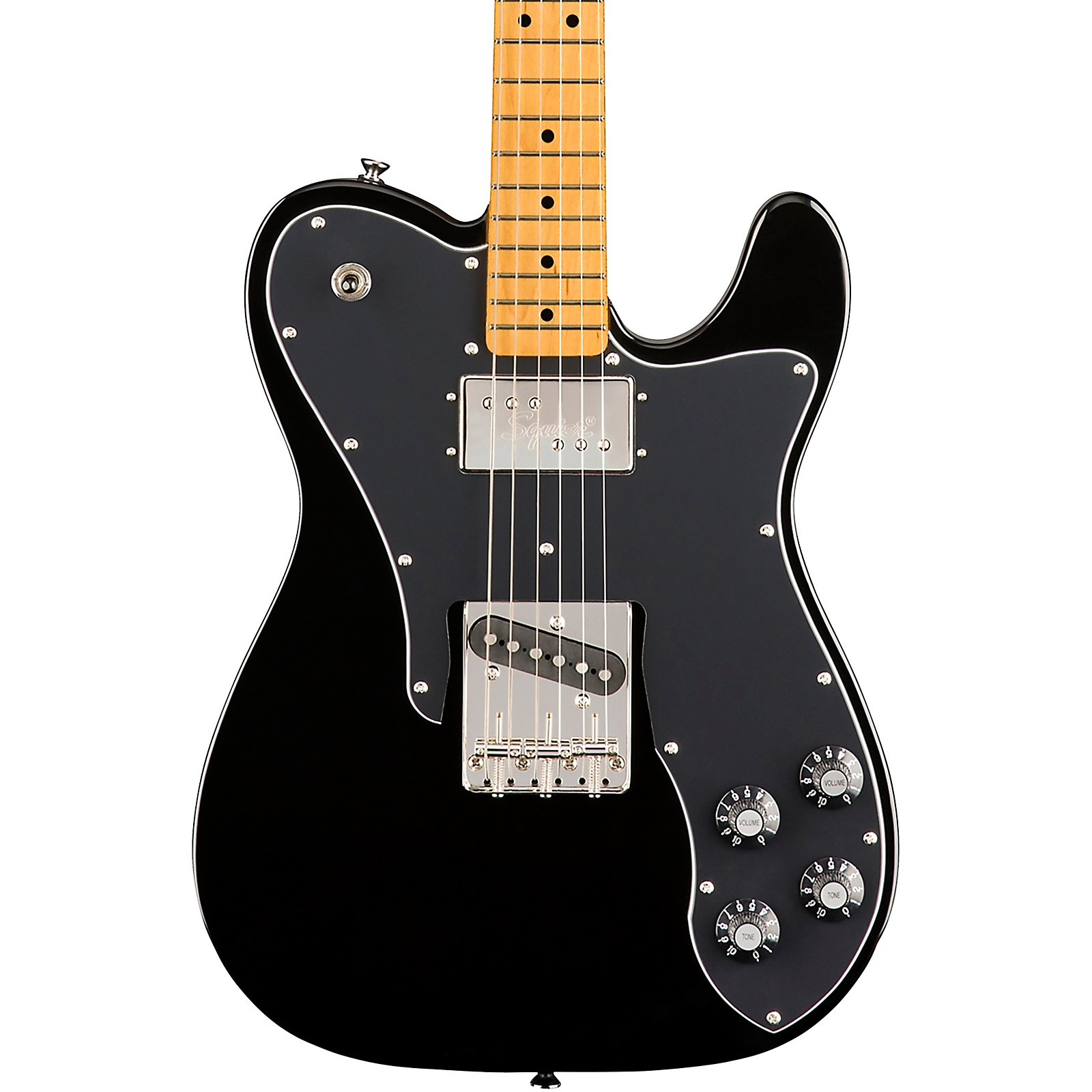 Squier Classic Vibe '70s Telecaster Custom Maple Fingerboard Electric Guitar
