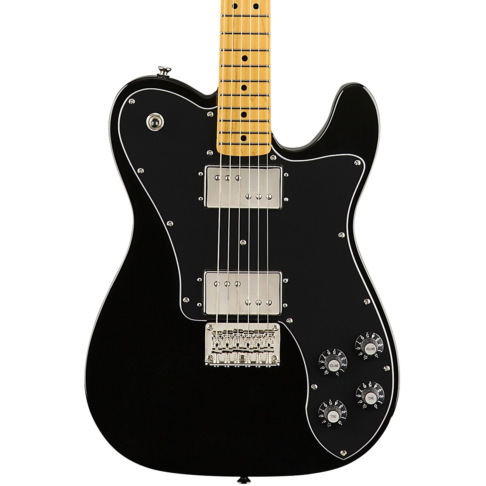 Squier Classic Vibe '70s Telecaster Deluxe Maple Fingerboard Electric Guitar