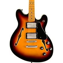 Classic Vibe Starcaster Maple Fingerboard Electric Guitar 3-Color Sunburst