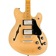Classic Vibe Starcaster Maple Fingerboard Electric Guitar Natural