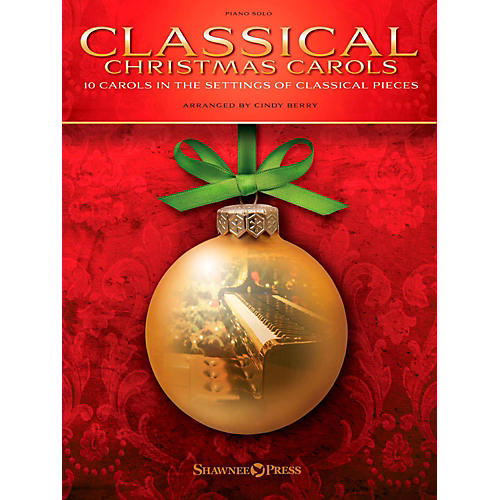 Hal Leonard Classical Christmas Carols - 10 Carols in the Settings of Classical Pieces for piano