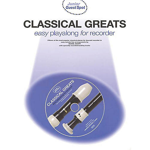 Music Sales Classical Greats (Junior Guest Spot) Music Sales America Series