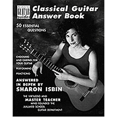 Hal Leonard Classical Guitar Answer Book