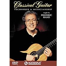 Homespun Classical Guitar (DVD)