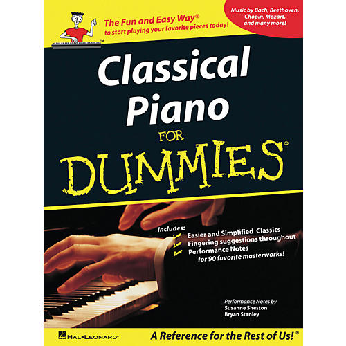 Hal Leonard Classical Piano For Dummies