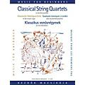 Editio Musica Budapest Classical Quartet Music for Beginners (First Position String Quartet) EMB Series Composed by Various thumbnail
