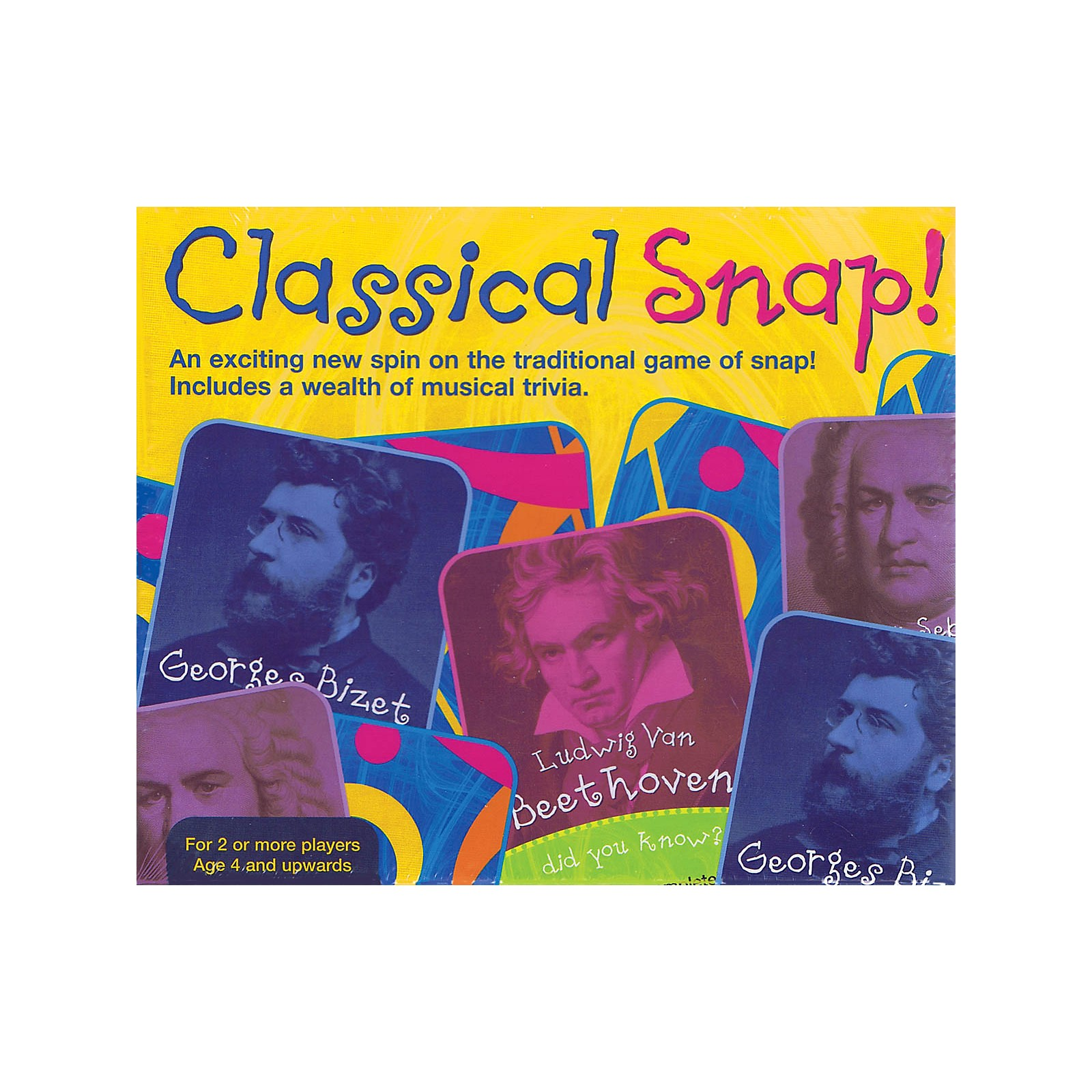 Music Sales Classical Snap! Music Sales America Series