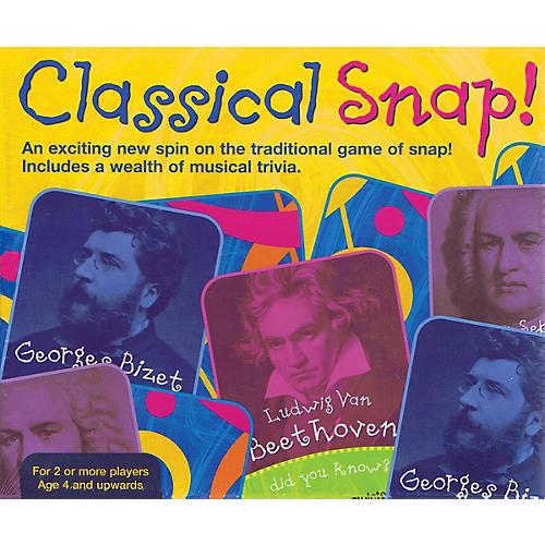 Music Sales Classical Snap! Music Sales America Series
