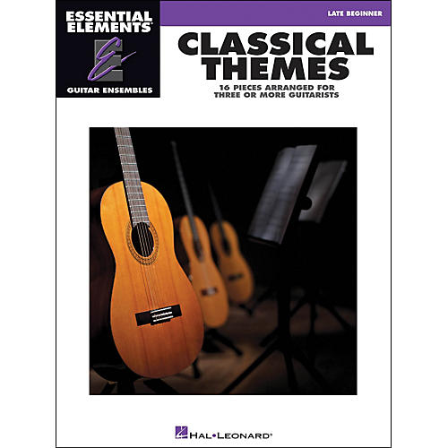 Hal Leonard Classical Themes - Essential Elements Guitar Ensembles