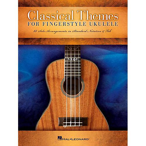 Hal Leonard Classical Themes For Fingerstyle Ukulele