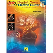 Homespun Classical Themes for Electric Guitar Guitar Tab Book with CD
