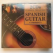 Classical Treasures - Spanish Guitar (CD)