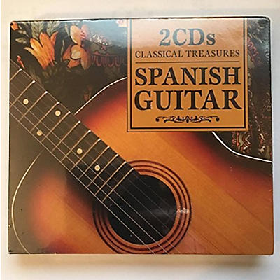 Classical Treasures - Spanish Guitar (CD)