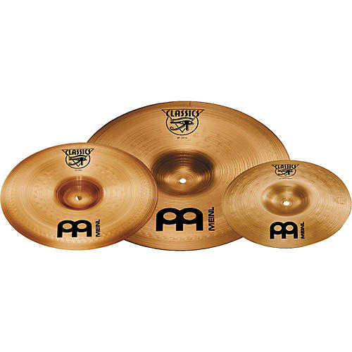 meinl classics 18 china 10 splash cymbal pack with free 12 china musician 39 s friend. Black Bedroom Furniture Sets. Home Design Ideas
