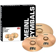 Meinl Classics Custom Brilliant Cymbal Box Set
