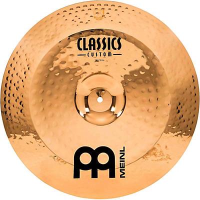 MEINL Classics Custom China - Brilliant