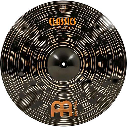 Meinl Classics Custom Dark Crash Cymbal 20 in.