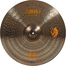 Meinl Classics Custom Dark Ghost Ride Cymbal