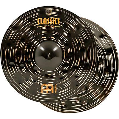 MEINL Classics Custom Dark Hi-Hat Cymbal Pair