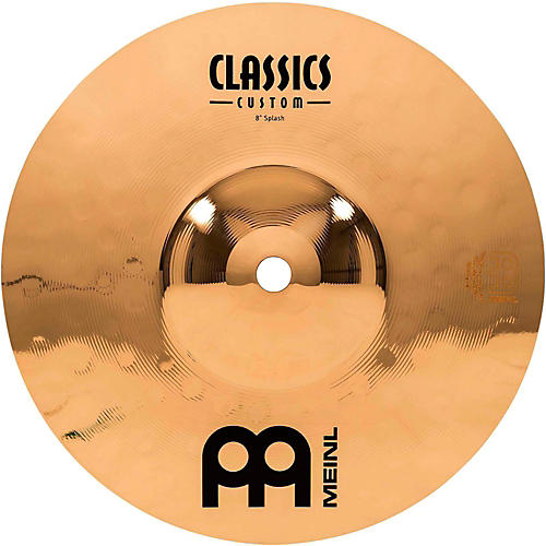 Meinl Classics Custom Splash - Brilliant