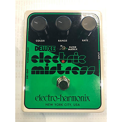 Electro-Harmonix Classics Deluxe Electric Mistress Flanger / Filter Matrix Effect Pedal