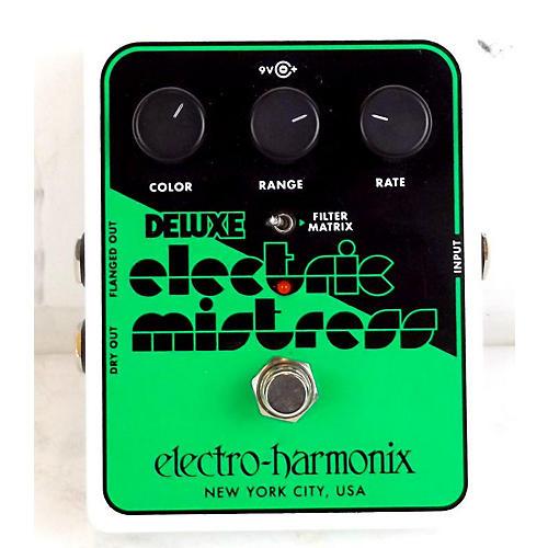 Classics Deluxe Electric Mistress Flanger / Filter Matrix Effect Pedal