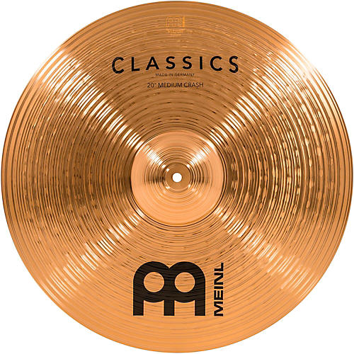 0de5d95dd811 Meinl Classics Medium Crash Cymbal