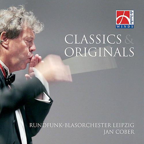 Hal Leonard Classics & Originals Cd Concert Band