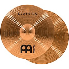 Meinl Classics Powerful Soundwave Hi-Hat Cymbals