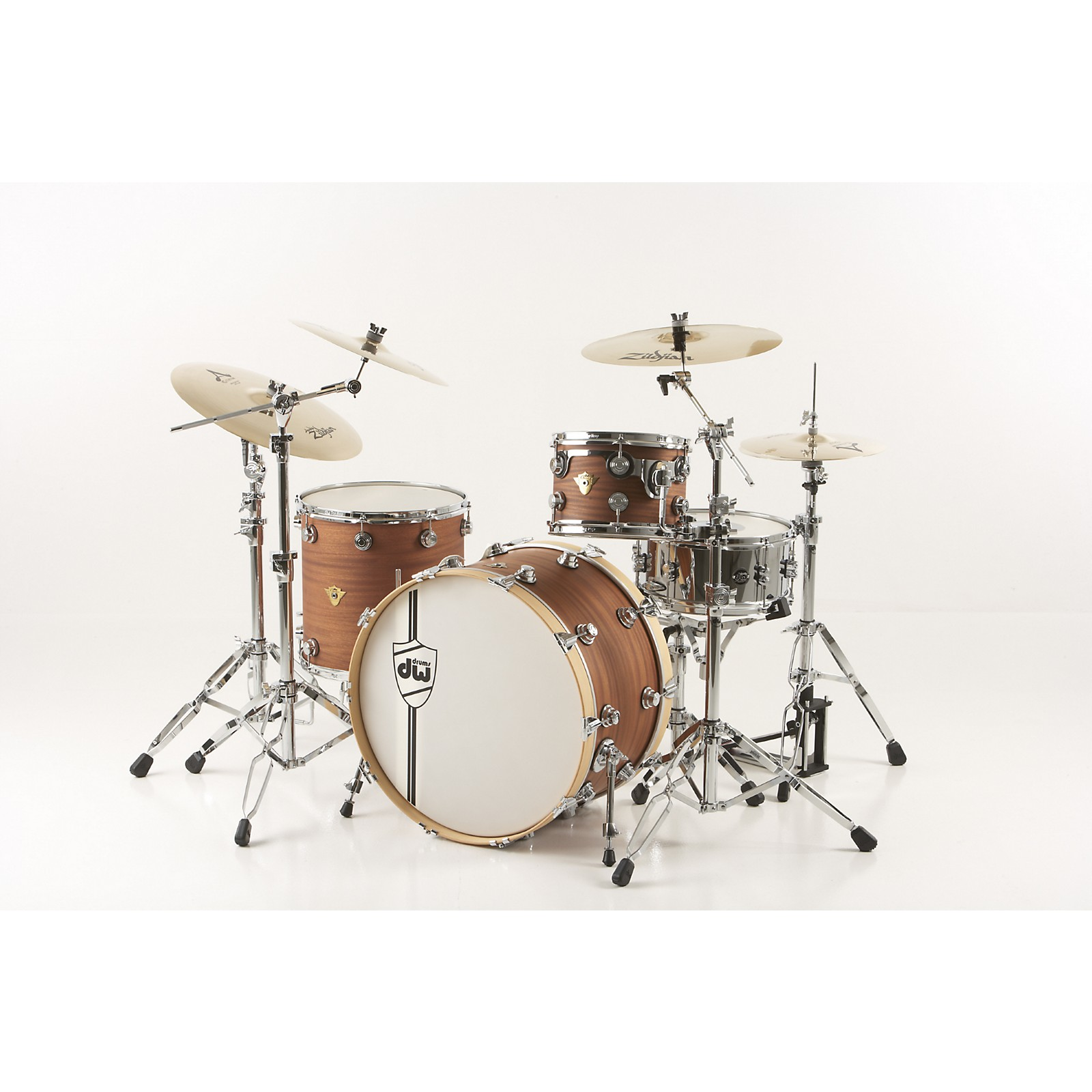 DW Classics Series 3-Piece Shell Pack Natural Mahogany