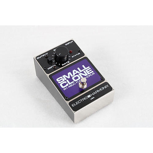 Electro-Harmonix Classics Small Clone Analog Chorus Guitar Effects Pedal Condition 3 - Scratch and Dent  194744404788