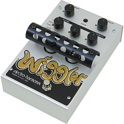 Electro-Harmonix Classics Wiggler Tube Vibrato / Tremolo Guitar Effects Pedal