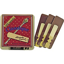 Classique Clarinet Reeds Strength 4