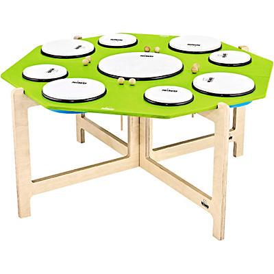 Nino Classroom Hand Drum Set with Stand