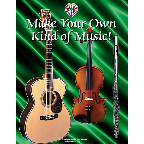 Alfred Classroom Music Posters Set of 6