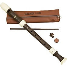 Classroom Recorder Alto 3 Piece English Woodgrain Finish A709Bw