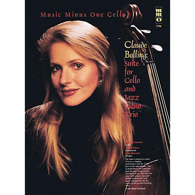 Music Minus One Claude Bolling - Suite for Violoncello and Jazz Piano Trio Music Minus OneBK/CD by Dorothy Lawson