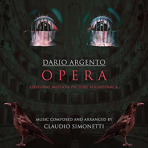 Alliance Claudio Simonetti - Opera (dario Argento)