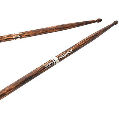 Promark Claus Hessler Signature Firegrain Hickory ActiveGrip Clear Drumstick